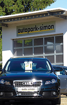 Autopark Simon, Bad Neustadt